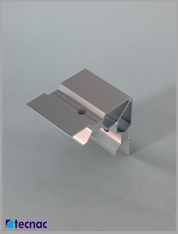escuadra aluminio 4020 foto