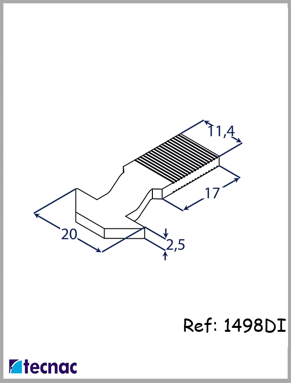 1498DI lineal