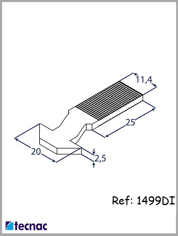 1499DI lineal