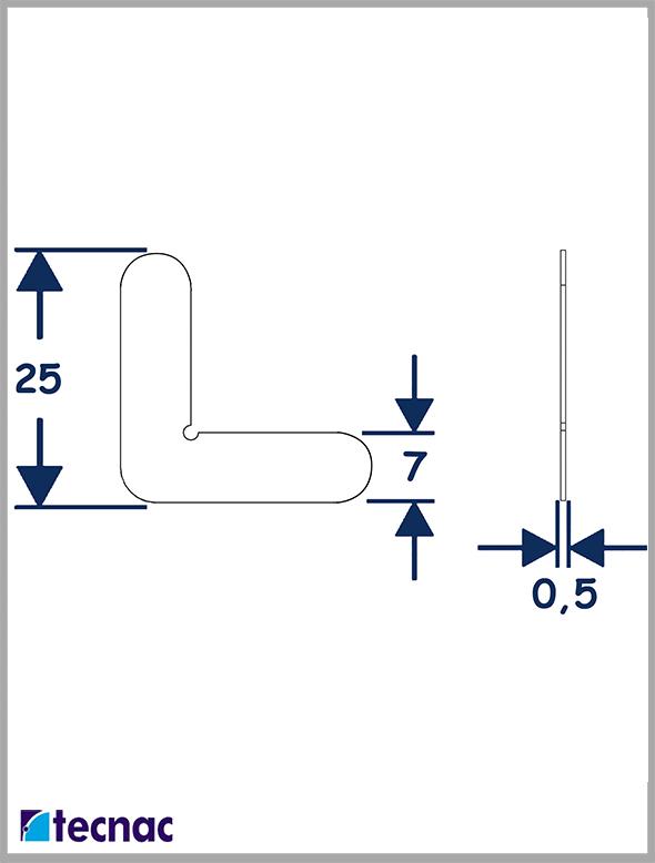 EscA 7×05 lineal