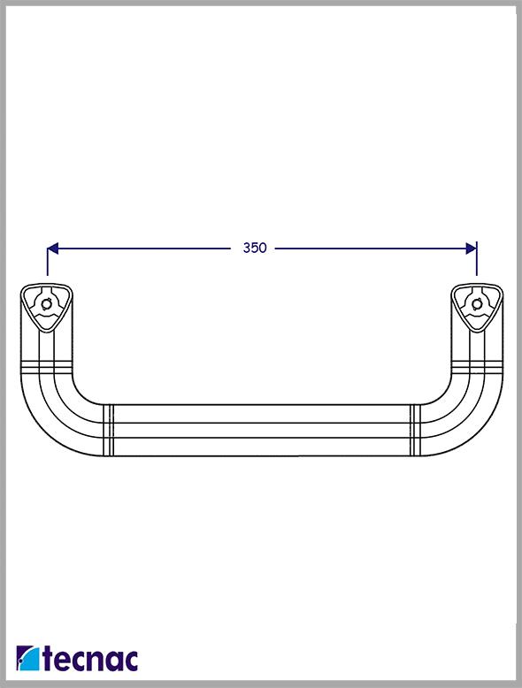 hispalis acodado lineal